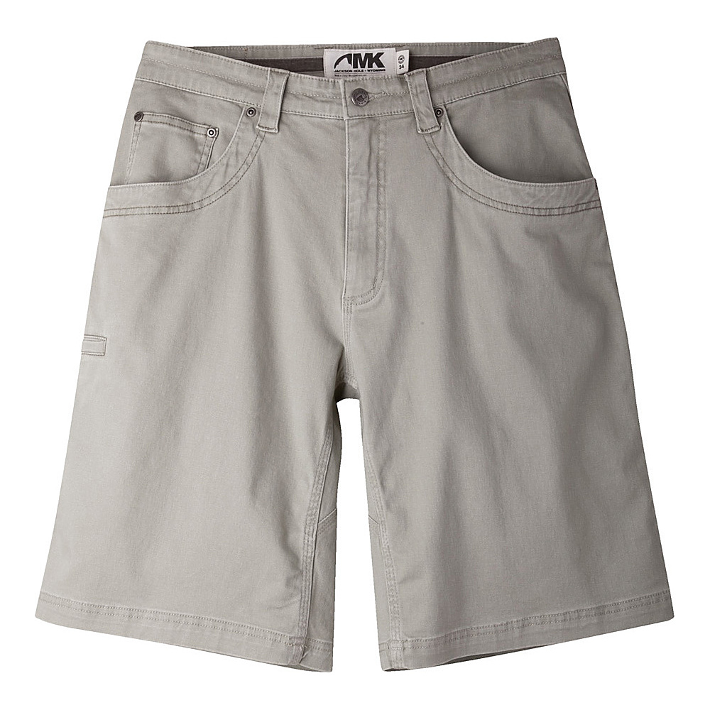 Mountain Khakis Camber 105 Shorts 32 - 11in - Truffle - 10 Petite - Mountain Khakis Mens Apparel - Apparel & Footwear, Men's Apparel