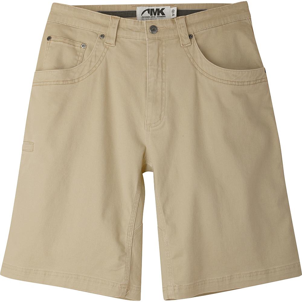 Mountain Khakis Camber 105 Shorts 33 - 11in - Desert Khaki - Mountain Khakis Mens Apparel - Apparel & Footwear, Men's Apparel