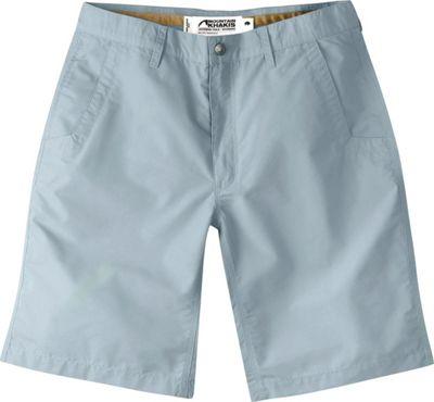 Mountain Khakis Slim Fit Poplin Shorts 34 - 8in - Navy - Mountain Khakis Men's Apparel