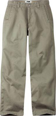 Mountain Khakis Teton Twill Pants 31 - 30in - Olive - Mountain Khakis Men's Apparel