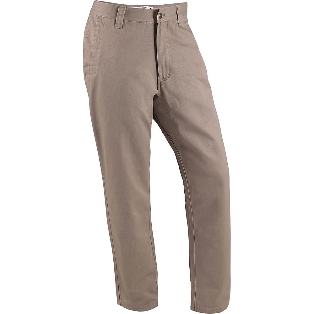 Mountain Khakis Teton Twill Pants 28 - 34in - Stone - Mountain Khakis Mens Apparel - Apparel & Footwear, Men's Apparel