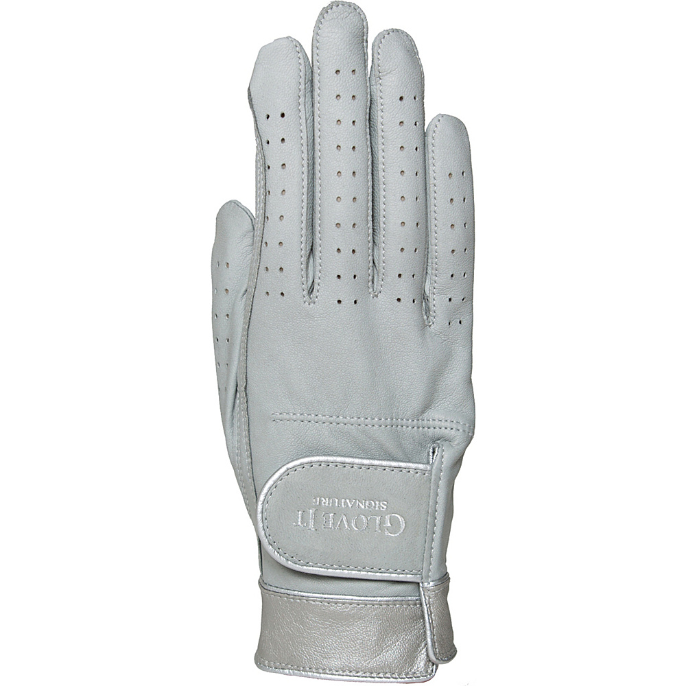 Glove It Signature Suede Glove Silver Suede Right Hand Small - Glove It Golf Bags