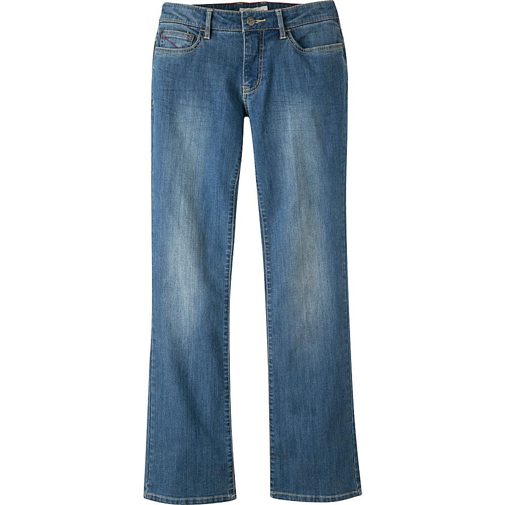 Mountain Khakis Genevieve Jeans 8 - Long - Light Wash - Mountain Khakis Womens Apparel - Apparel & Footwear, Women's Apparel