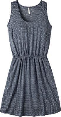 Mountain Khakis Emma Dress XL - Midnight Blue Print - Mountain Khakis Women's Apparel