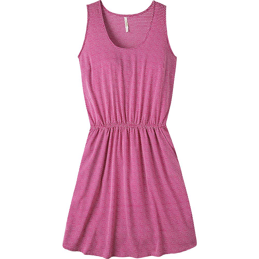 Mountain Khakis Emma Dress L - Lotus Print - Mountain Khakis Womens Apparel - Apparel & Footwear, Women's Apparel