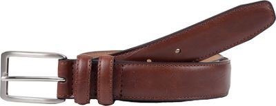 Dockers 32MM Feather Edge with Logo & Stitching 32 - Tan - 32 - Dockers Other Fashion Accessories