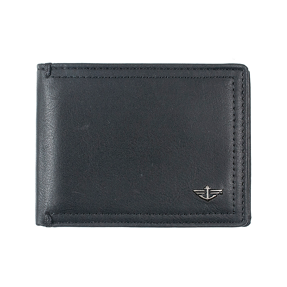 Dockers Extra Capacity Slimfold Black – Dockers Men's Wallets