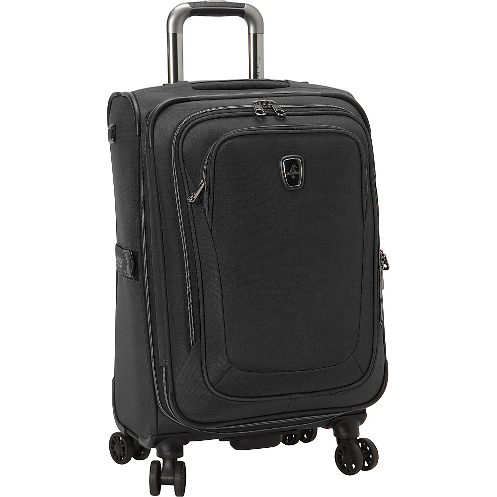 "Atlantic Unite 2 21"" Expandable Spinner Black - Atlantic Softside Carry-On"
