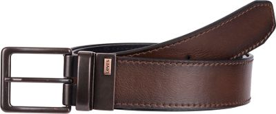 Levi's 38MM Reversible w/ Two-Tone Logo Detail 42 - Brown - Levi's Other Fashion Accessories