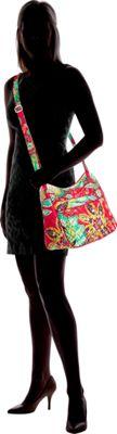 Vera Bradley Carryall Crossbody Rumba - Vera Bradley Fabric Handbags