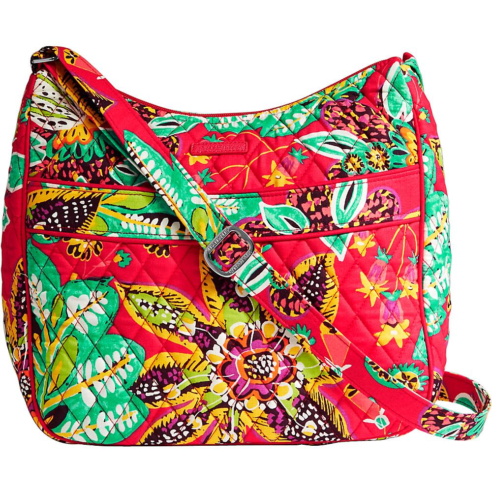 Vera Bradley Carryall Crossbody Rumba - Vera Bradley Fabric Handbags - Handbags, Fabric Handbags