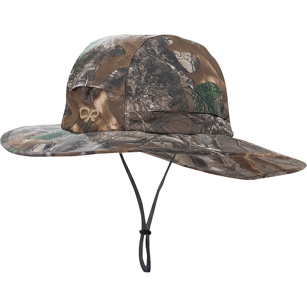 Outdoor Research Sombriolet Sun Hat Camo M - RealTree Xtra – LG - Outdoor Research Hats/Gloves/Scarves - Fashion Accessories, Hats/Gloves/Scarves