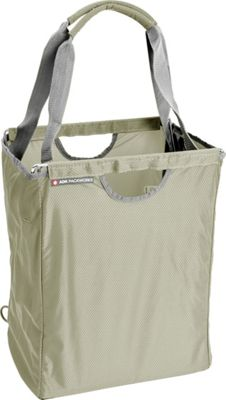 ADK Packworks ADK Packworks Packbasket Original 16-Light Gray - ADK Packworks Packable Bags