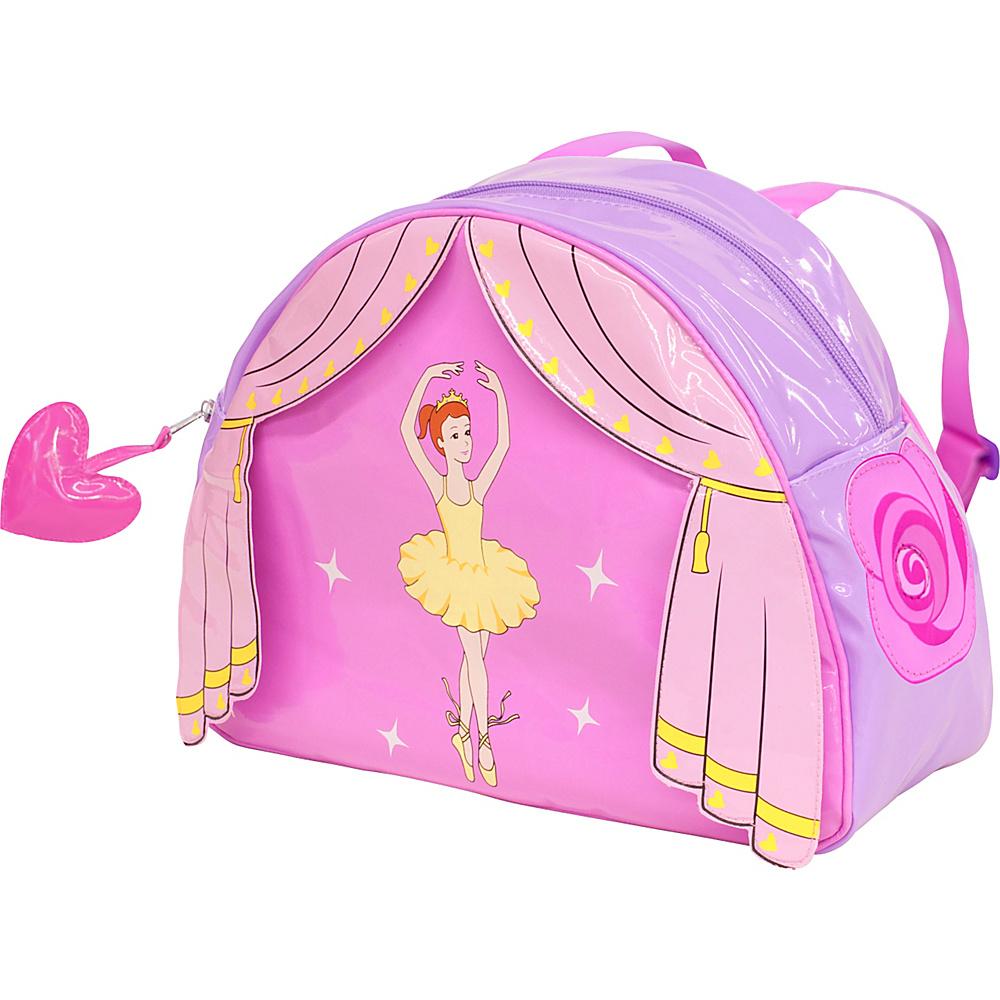 Kidorable Ballerina Backpack Pink - One Size - Kidorable Everyday Backpacks - Backpacks, Everyday Backpacks