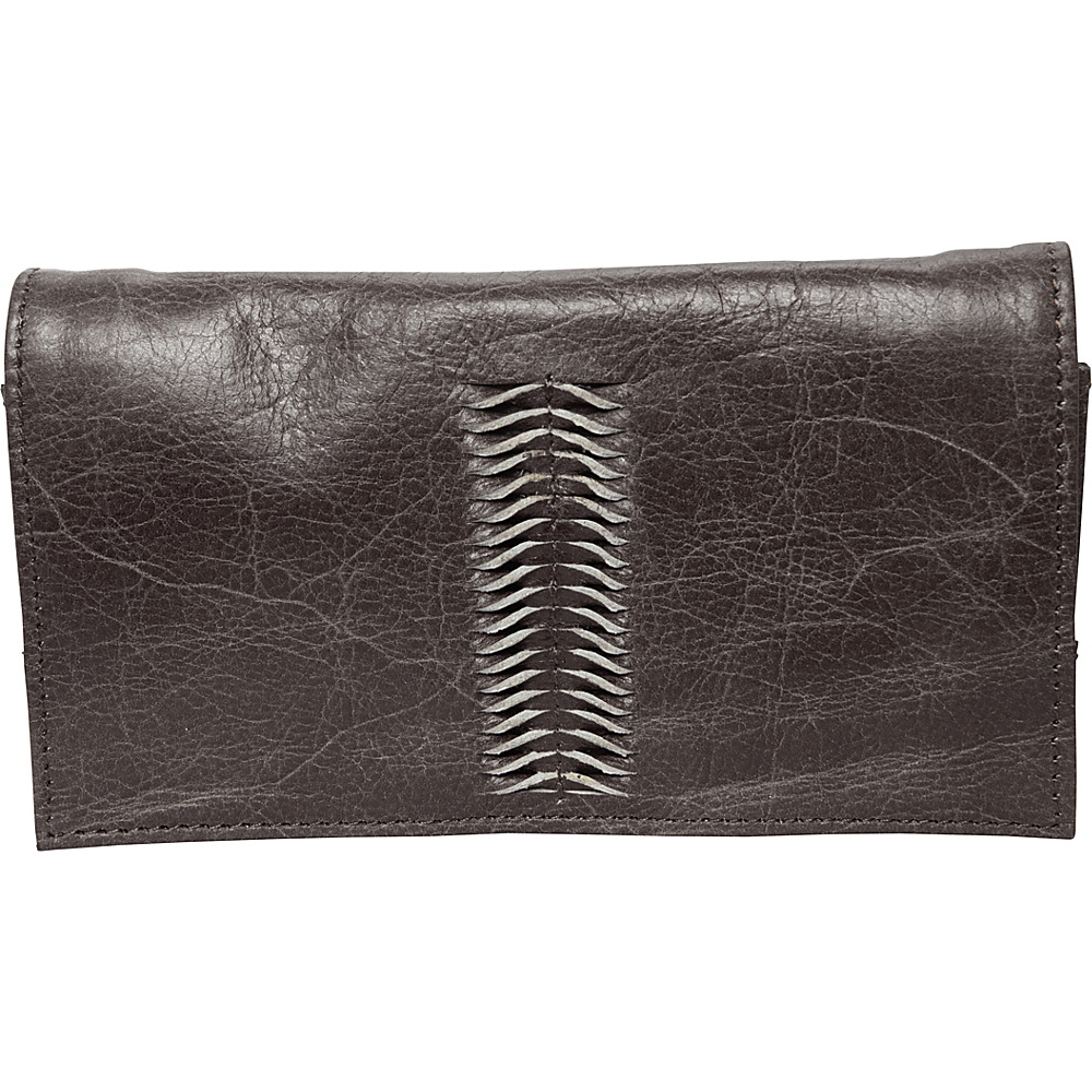 Latico Leathers Cameron Wallet Distressed Brown - Latico Leathers Womens Wallets - Women's SLG, Women's Wallets
