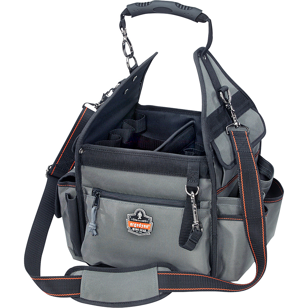 Ergodyne 5840 Electrician Tool Organizer Grey Ergodyne Other Sports Bags