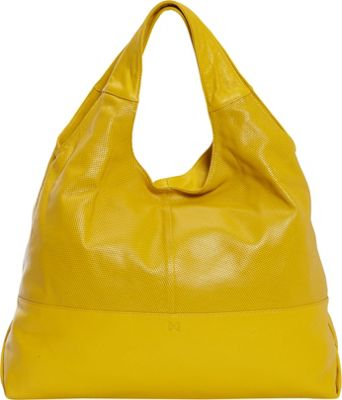 MOFE MOFE Halcyon Tote Yellow - MOFE Leather Handbags