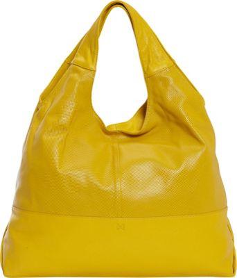 MOFE Halcyon Tote Yellow - MOFE Leather Handbags