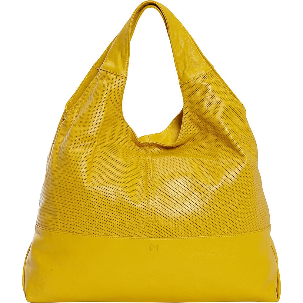 MOFE Halcyon Tote Yellow MOFE Leather Handbags