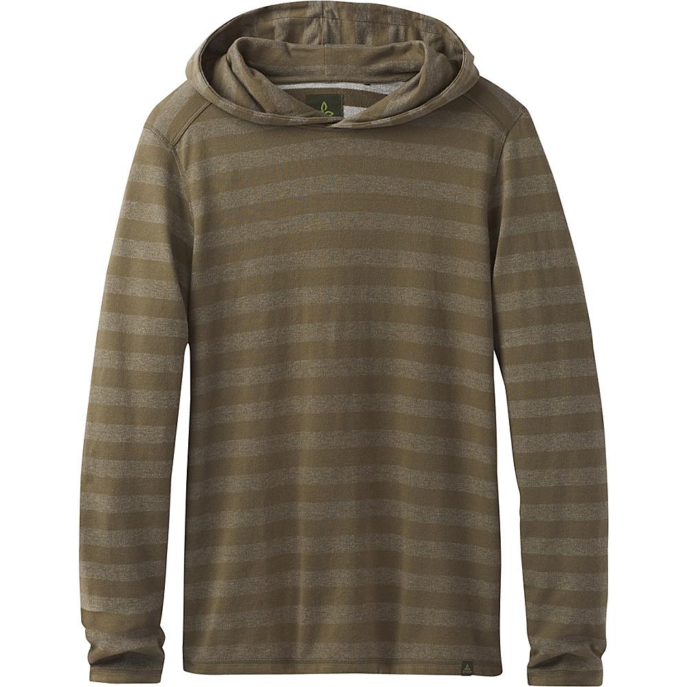 PrAna Dugan Hood M - Cargo Green - PrAna Mens Apparel - Apparel & Footwear, Men's Apparel