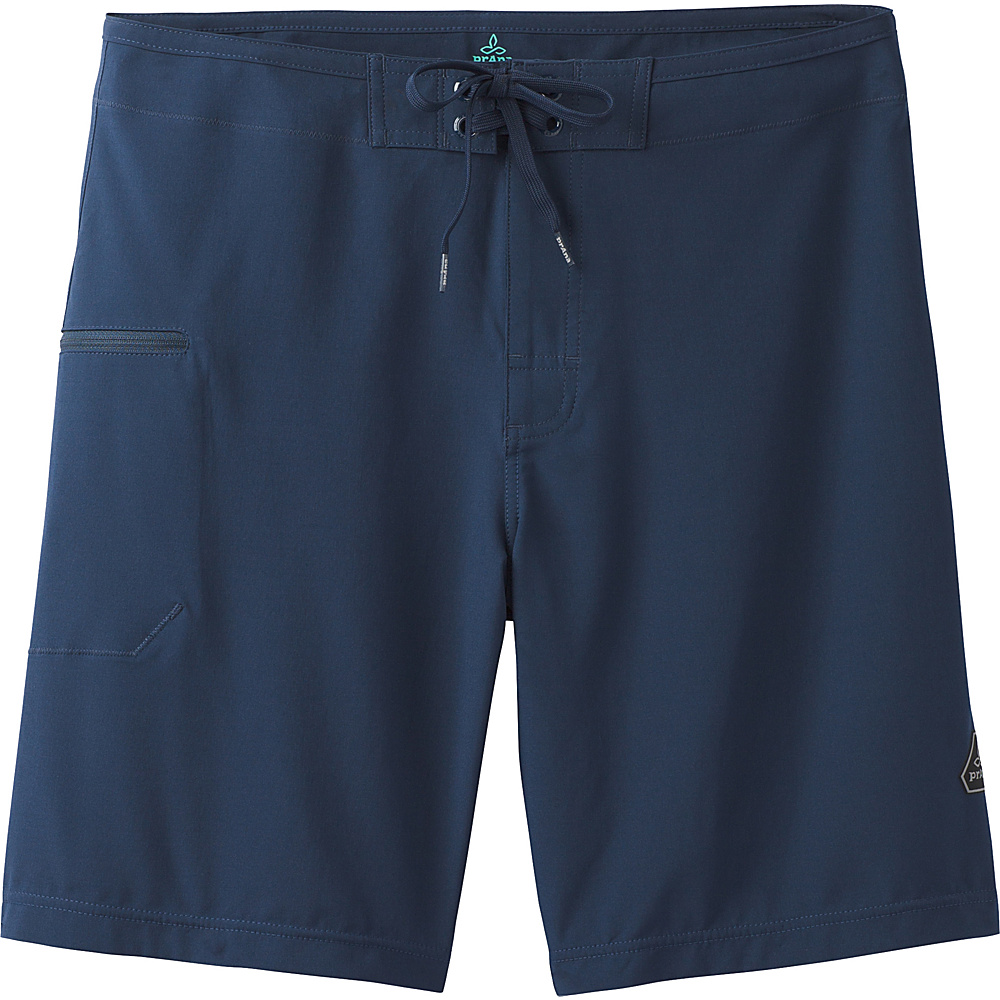 PrAna Catalyst Shorts 34 - Dress Blue - PrAna Mens Apparel - Apparel & Footwear, Men's Apparel
