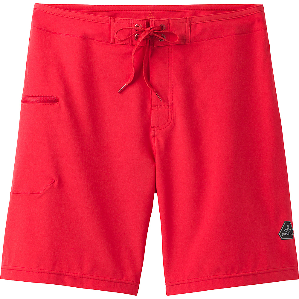PrAna Catalyst Shorts 34 - Red Ribbon - PrAna Mens Apparel - Apparel & Footwear, Men's Apparel