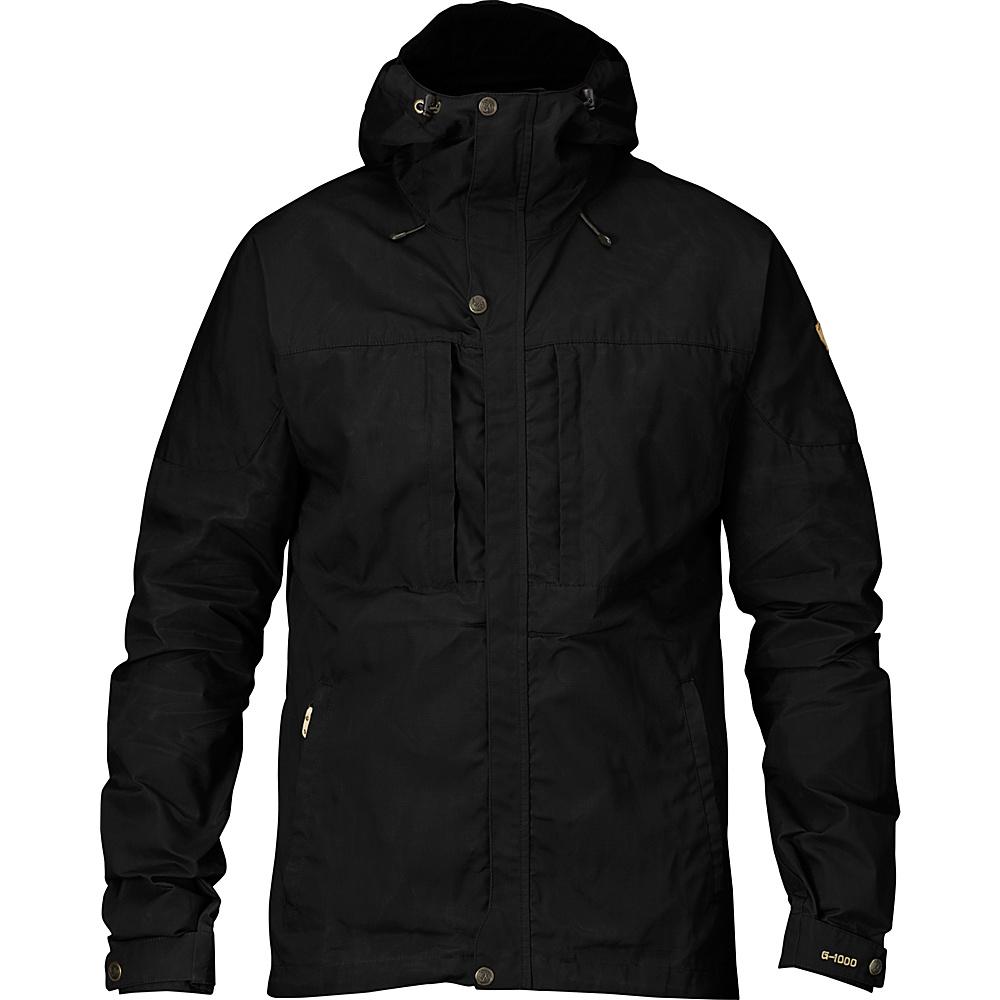 Fjallraven Skogso Jacket XXL - Dark Grey - Fjallraven Mens Apparel - Apparel & Footwear, Men's Apparel