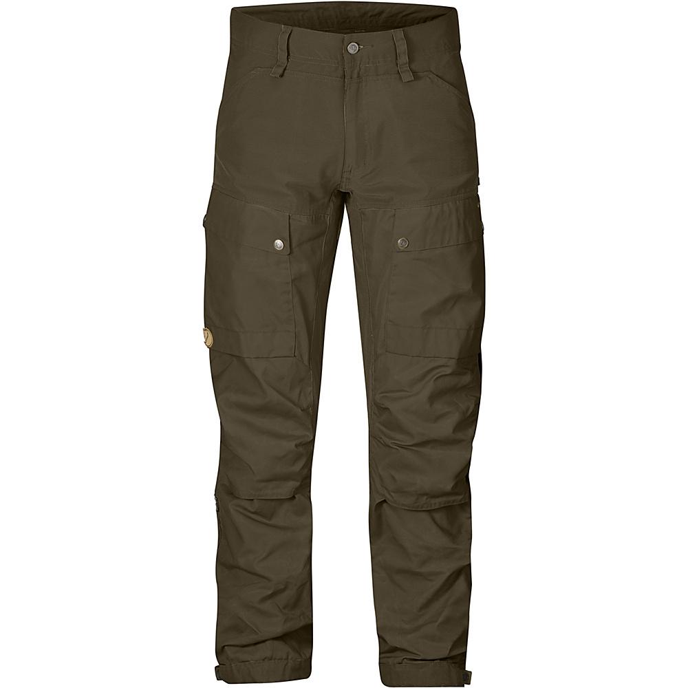 Fjallraven Keb Trousers Regular 50 - Sand - Fjallraven Mens Apparel - Apparel & Footwear, Men's Apparel