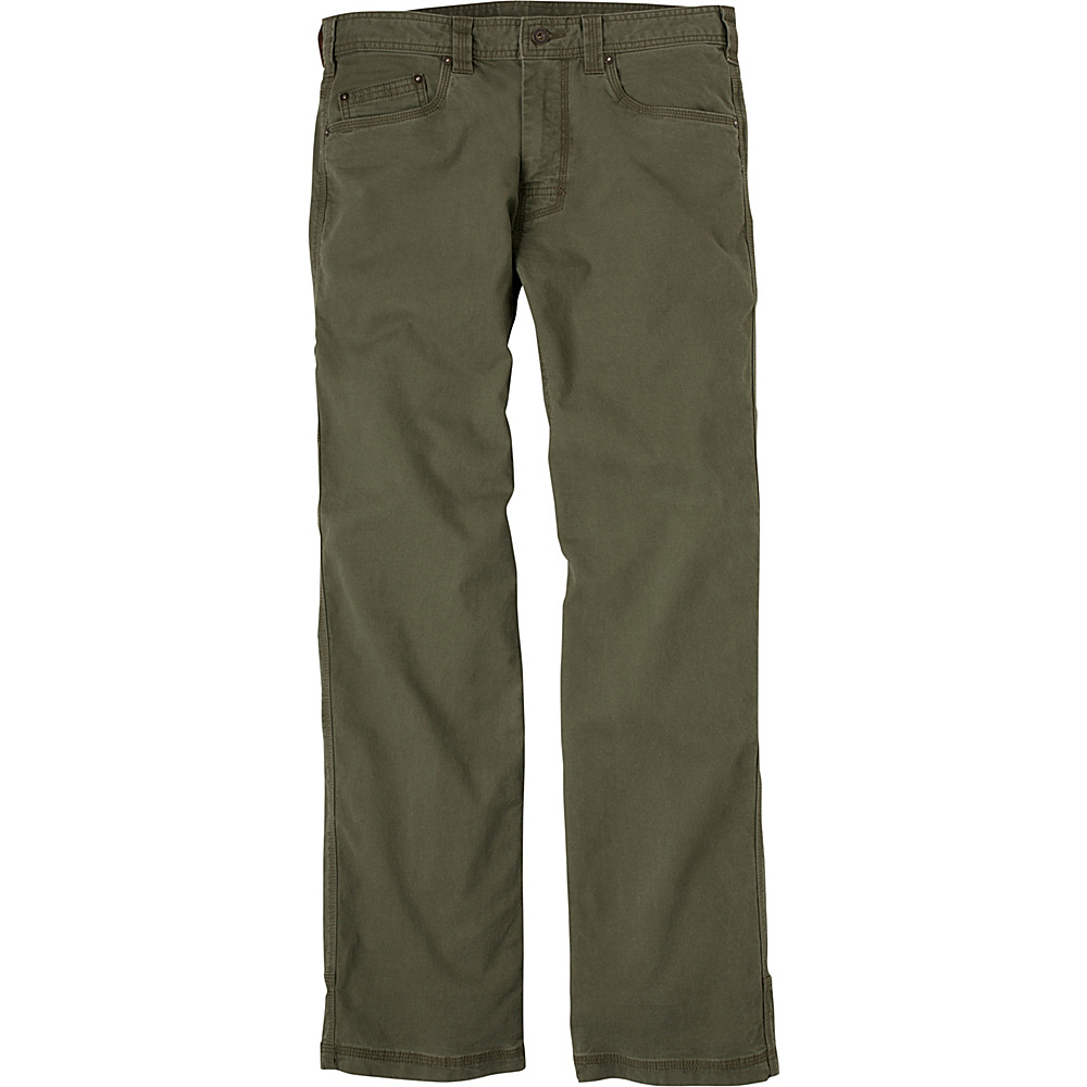PrAna Bronson Pants - 34 Inseam 30 - Cargo Green - PrAna Mens Apparel - Apparel & Footwear, Men's Apparel