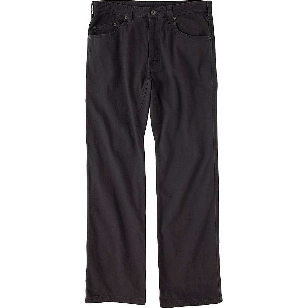 PrAna Bronson Pants - 34 Inseam 28 - Charcoal - PrAna Mens Apparel - Apparel & Footwear, Men's Apparel