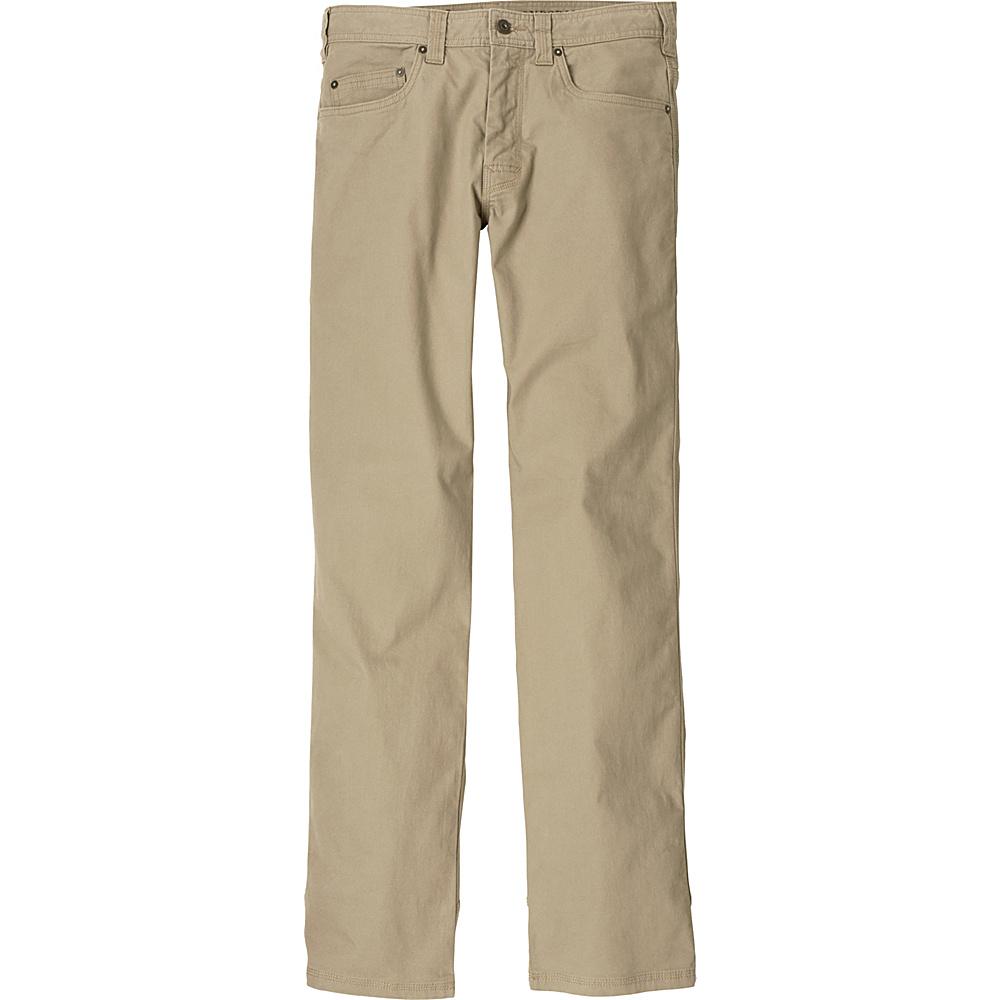 PrAna Bronson Pants - 34 Inseam 30 - Charcoal - PrAna Mens Apparel - Apparel & Footwear, Men's Apparel