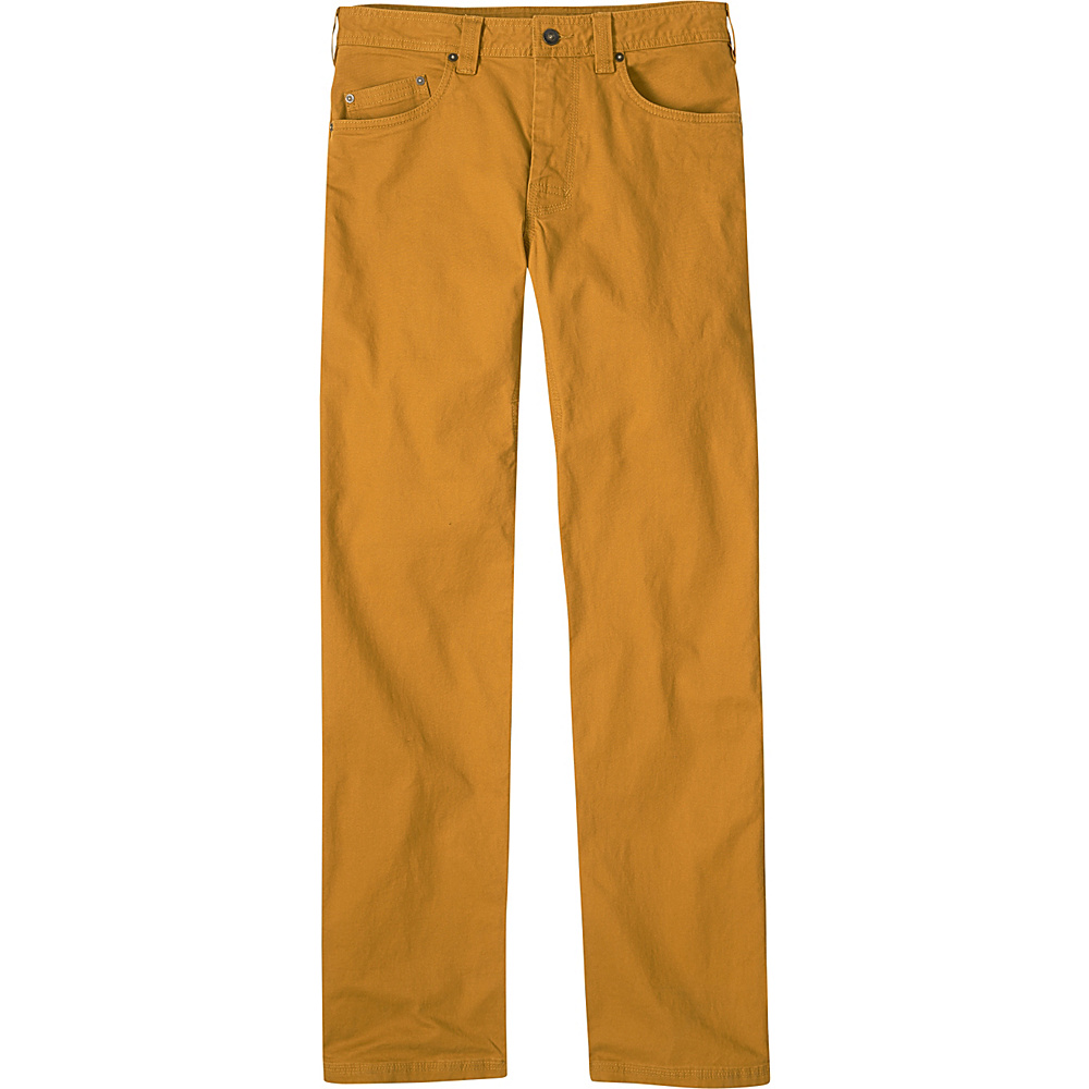 PrAna Bronson Pants - 34 Inseam 38 - Cumin - PrAna Mens Apparel - Apparel & Footwear, Men's Apparel
