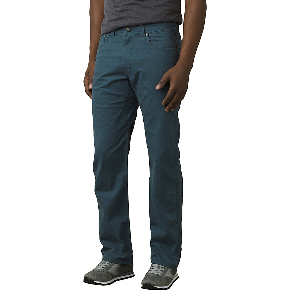 PrAna Bronson Pants - 34 Inseam 35 - Mood Indigo - PrAna Mens Apparel - Apparel & Footwear, Men's Apparel
