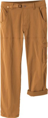 PrAna Stretch Zion Pants - 30 inch Inseam 32 - Dark Ginger - PrAna Men's Apparel