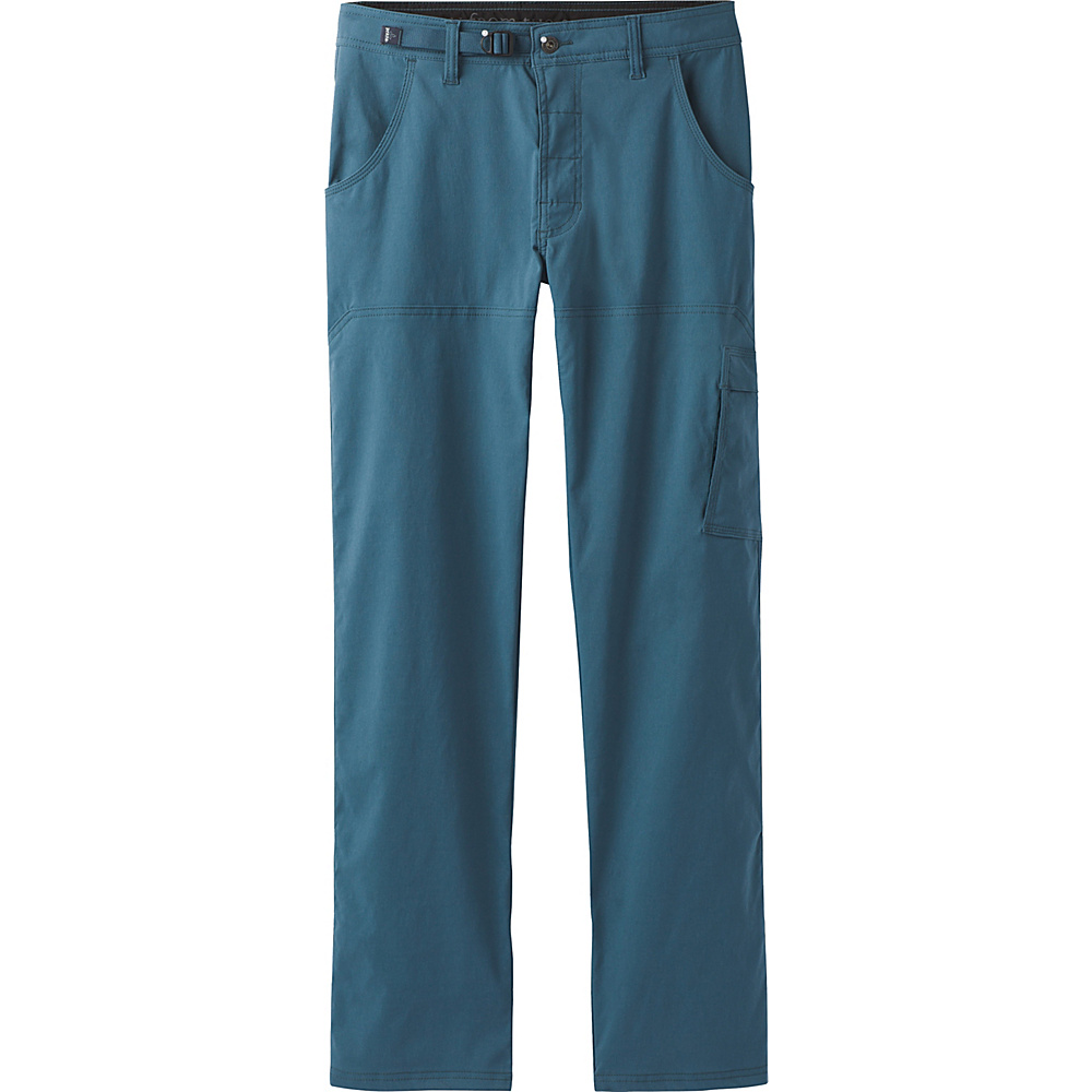 PrAna Stretch Zion Pants - 30 Inseam 38 - Mood Indigo - PrAna Mens Apparel - Apparel & Footwear, Men's Apparel