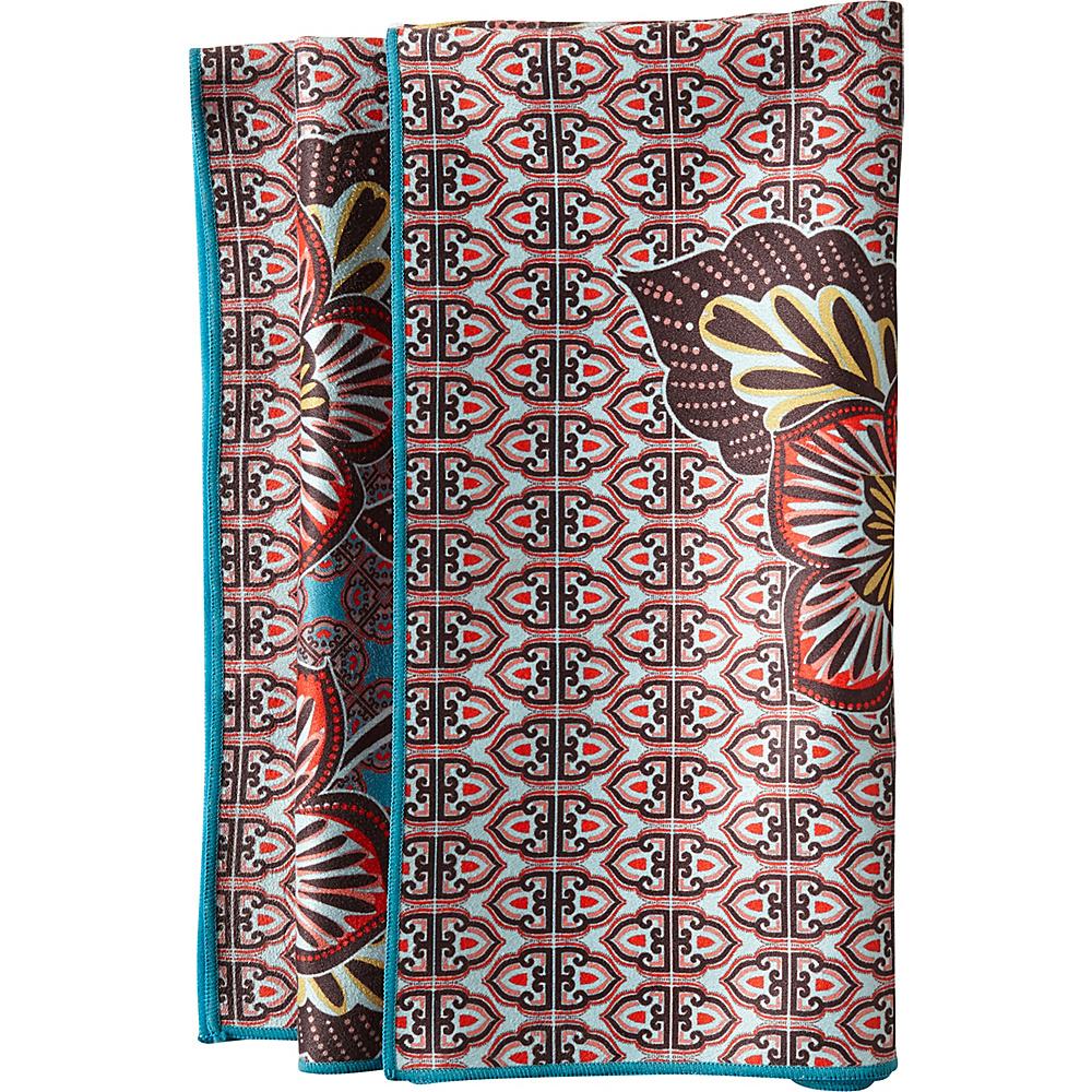 PrAna Maha Yoga Towel Dragonfly Fleur Damour - PrAna Sports Accessories - Sports, Sports Accessories