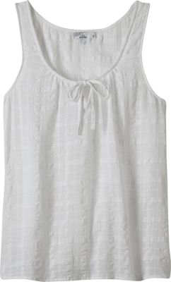 PrAna Jardin Top M - White - PrAna Women's Apparel