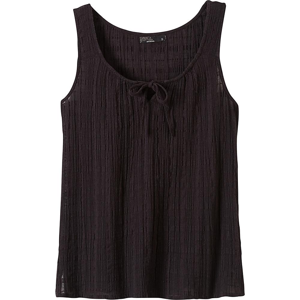 PrAna Jardin Top M - Black - PrAna Womens Apparel - Apparel & Footwear, Women's Apparel