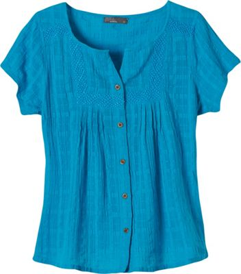PrAna Lucie Top S - Cove - PrAna Women's Apparel