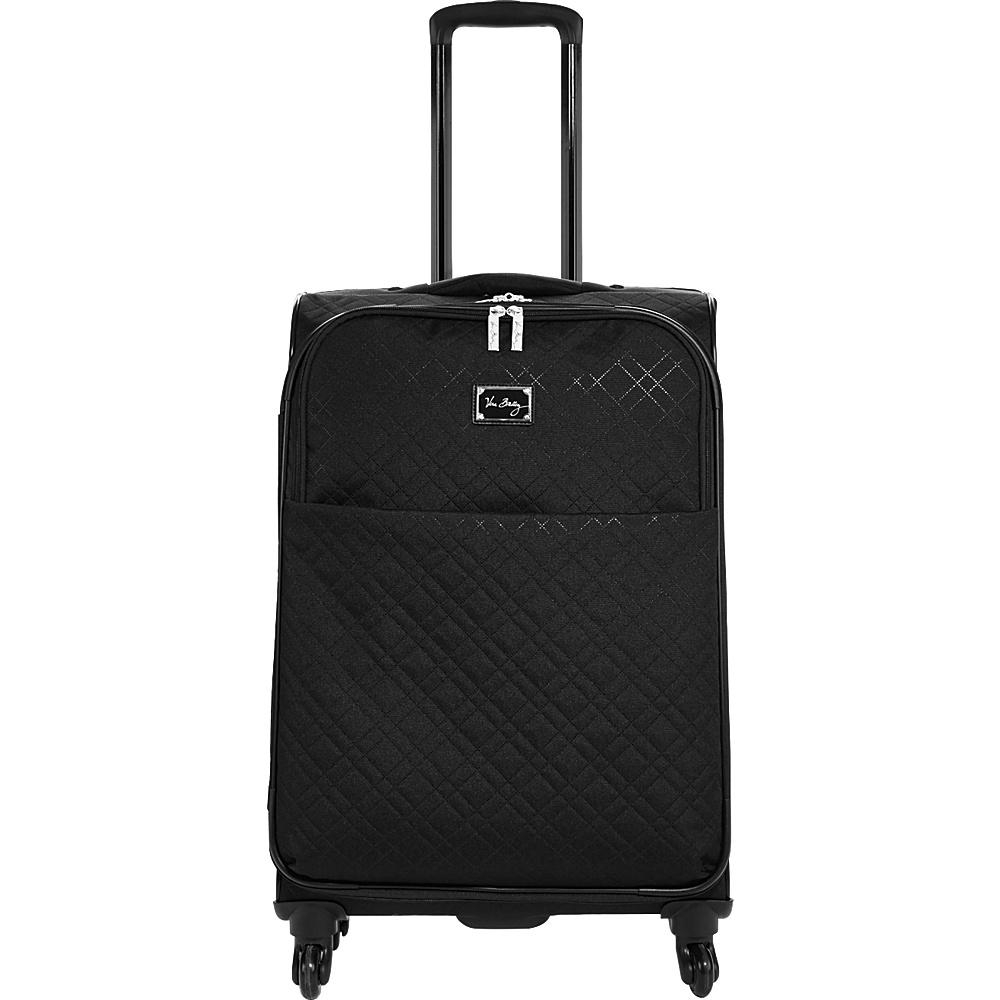 Vera Bradley 27 Large Spinner Classic Black - Vera Bradley Softside Checked - Luggage, Softside Checked