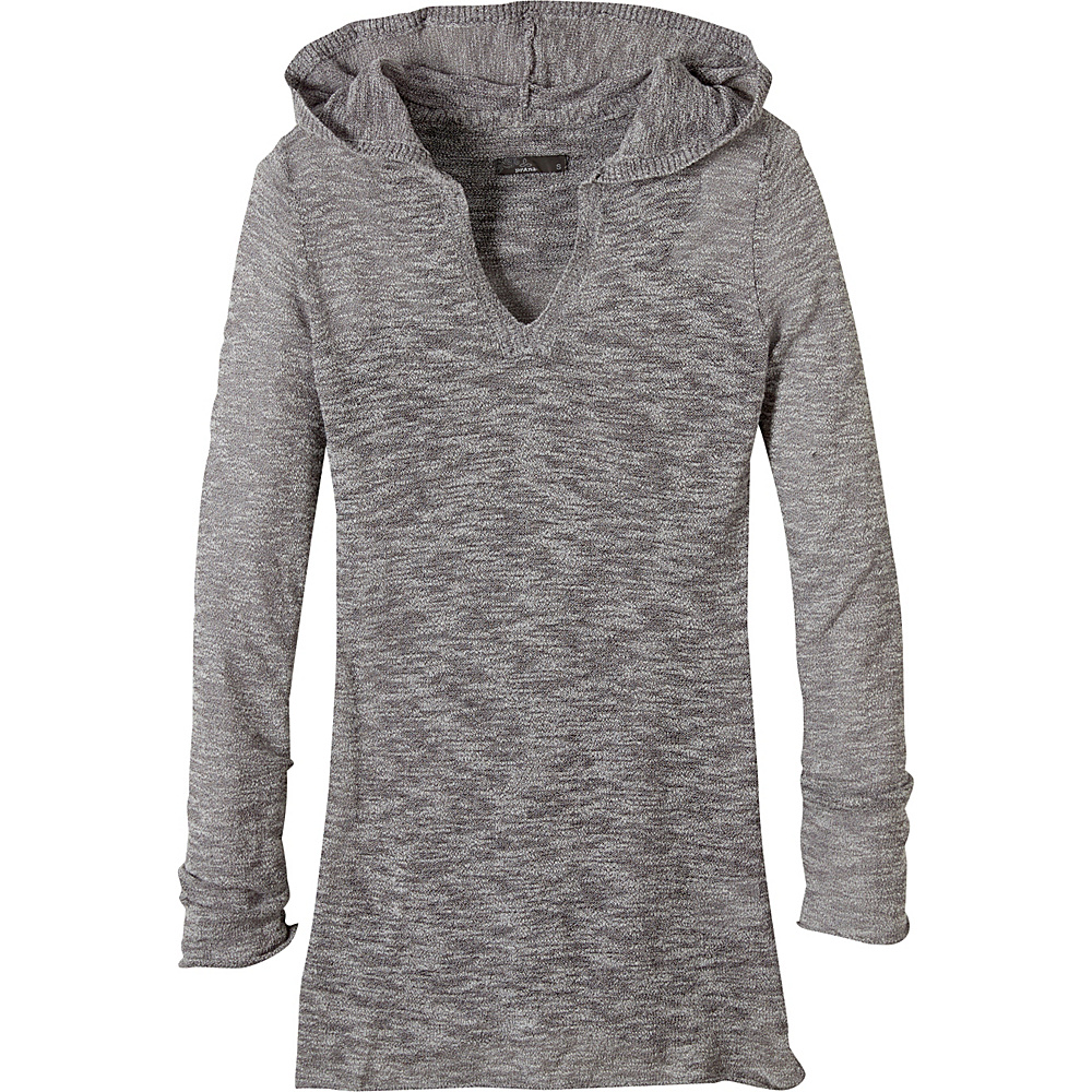 PrAna Gemma Sweater XL - Gravel - PrAna Womens Apparel - Apparel & Footwear, Women's Apparel