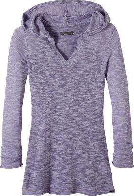 PrAna Gemma Sweater XL - Dusted Peri - PrAna Women's Apparel