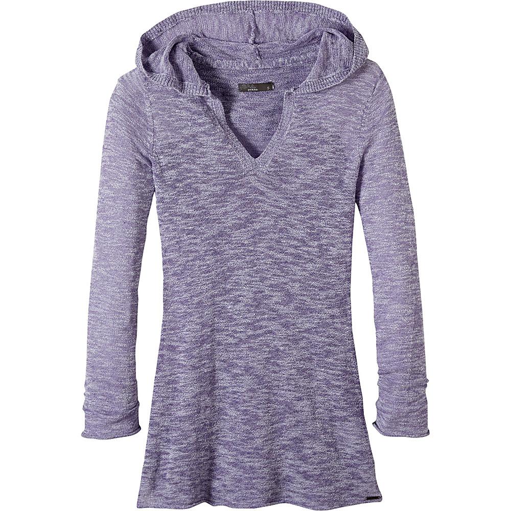 PrAna Gemma Sweater XL - Dusted Peri - PrAna Womens Apparel - Apparel & Footwear, Women's Apparel