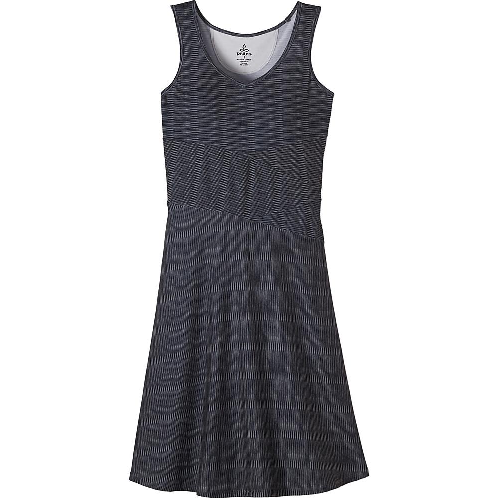 PrAna Amelie Dress S - Charcoal Ziggie - PrAna Womens Apparel - Apparel & Footwear, Women's Apparel