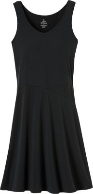 PrAna Amelie Dress S - Black - PrAna Women's Apparel