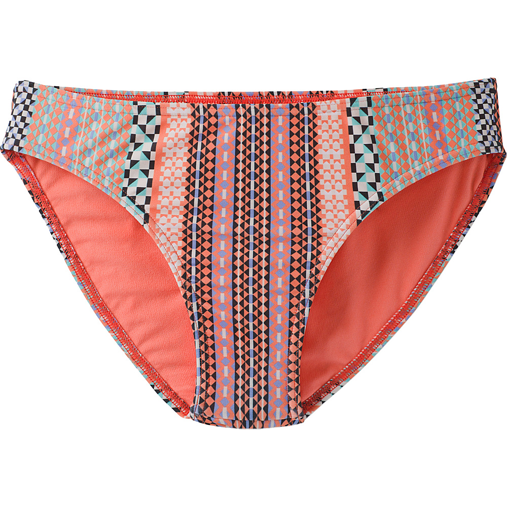PrAna Lani Bottom XL - Sunlit Coral Carnivale - PrAna Womens Apparel - Apparel & Footwear, Women's Apparel