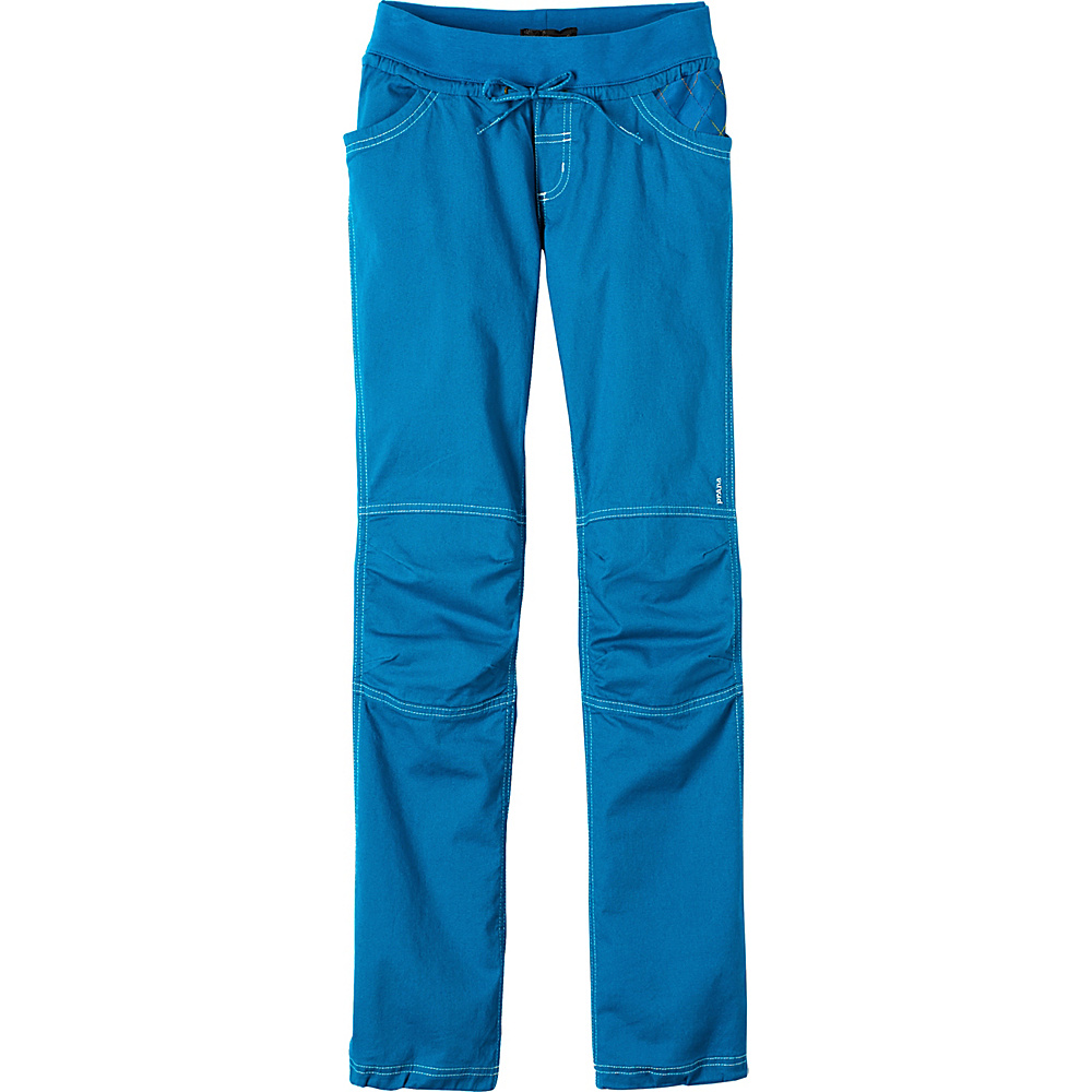 PrAna Avril Pants XS - Vortex Blue - PrAna Womens Apparel - Apparel & Footwear, Women's Apparel