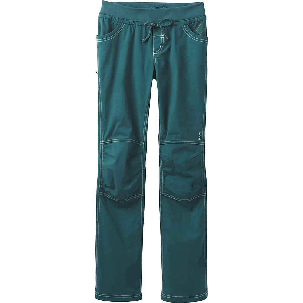 PrAna Avril Pants M - Deep Balsam - PrAna Womens Apparel - Apparel & Footwear, Women's Apparel