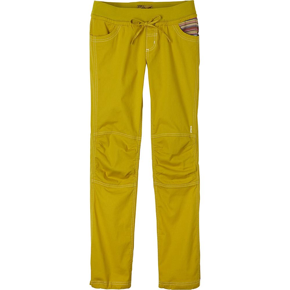 PrAna Avril Pants L - Citronette - PrAna Womens Apparel - Apparel & Footwear, Women's Apparel