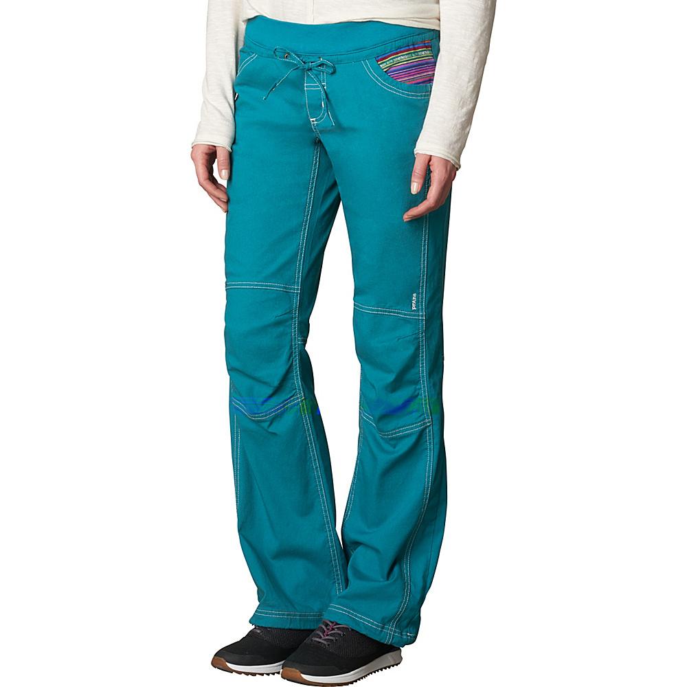 PrAna Avril Pants XL - Harbor Blue - PrAna Womens Apparel - Apparel & Footwear, Women's Apparel